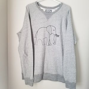 J. Crew Sweatshirt Garments For Good